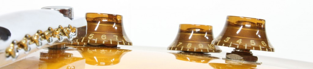 Recessed vs non-recessed knobs on a Gibson 2010 Traditional