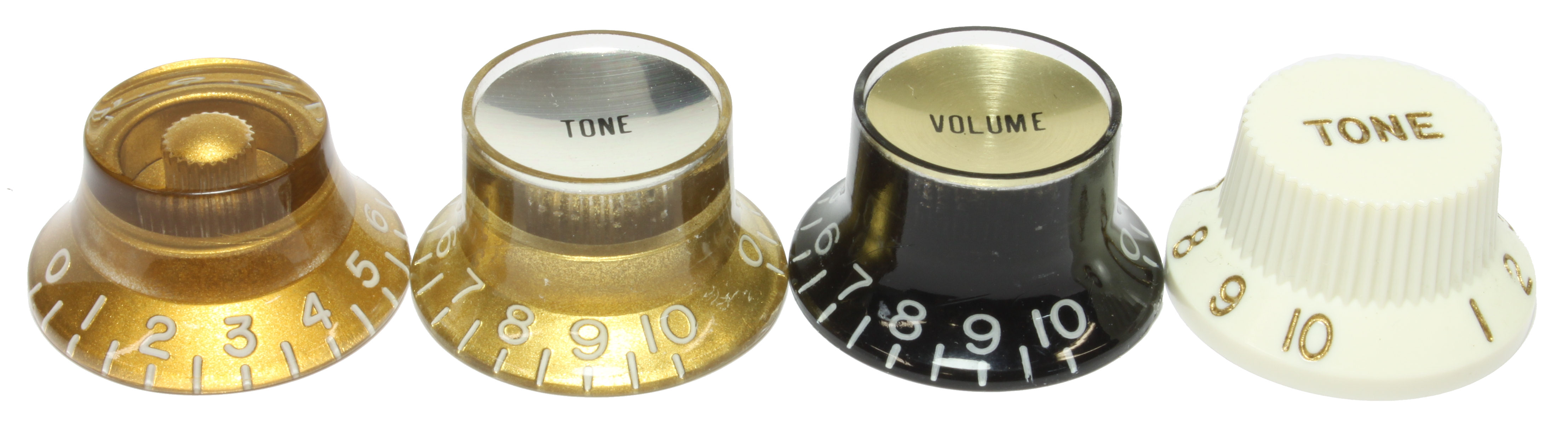 Choosing the correct knob for your guitar or bass  – Philadelphia