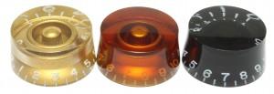 Speed knob examples