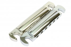 Nickel and Chrome tailpieces