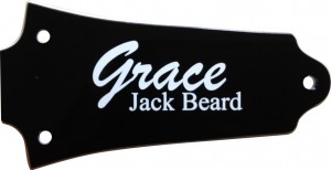 Custom Engraved Truss Rod Cover