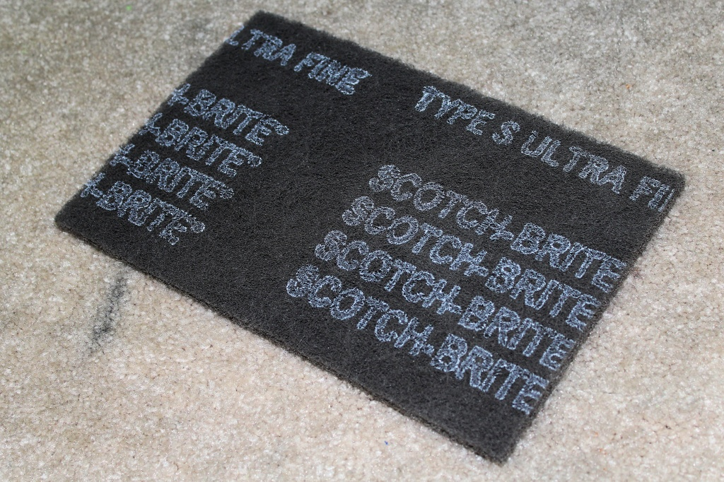 Scotch-Brite Large Ultra Fine Sanding Pad